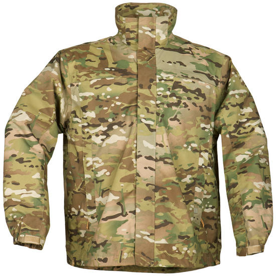 5.11 MultiCam Tac Dry Rain Shell Preview