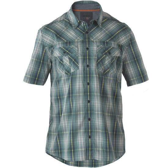 5.11 Covert Shirt Double Flex Silver Pine