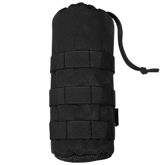 Flyye Water Bottle Pouch MOLLE Black