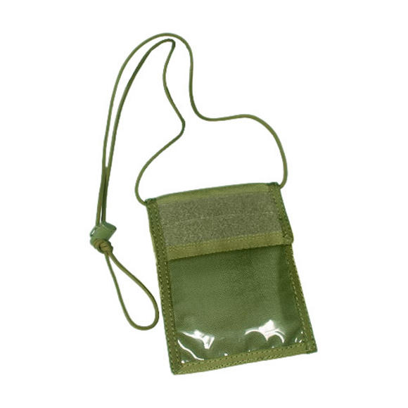 Flyye Neck ID Wallet Olive Drab