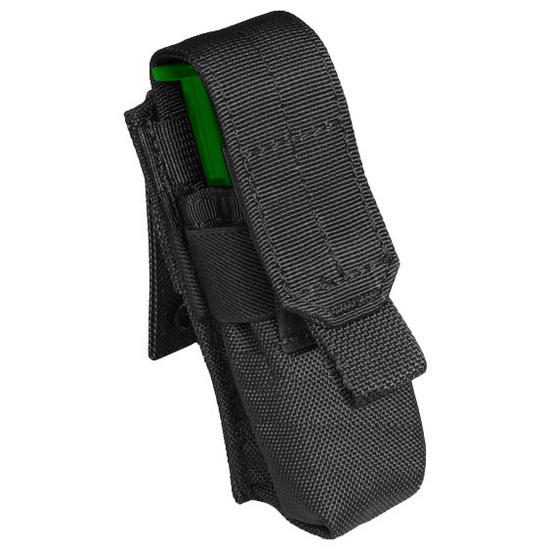 Flyye Single 9mm Magazine Pouch Ver. FE MOLLE Black