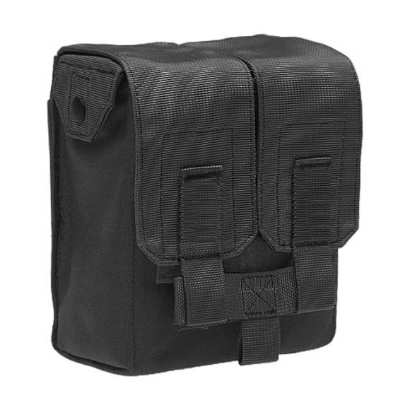 Flyye M249 200Rds Ammo Pouch MOLLE Black