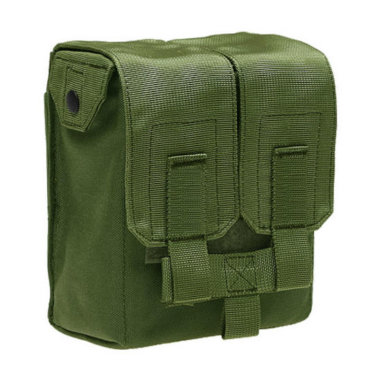 Flyye M249 200Rds Ammo Pouch MOLLE Olive Drab