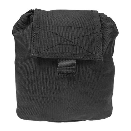 Flyye Folding Magazine Drop Pouch MOLLE Black