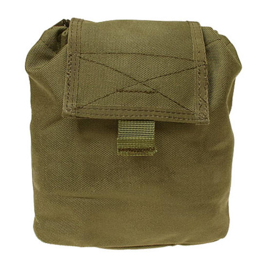 Flyye Folding Magazine Drop Pouch MOLLE Coyote Brown
