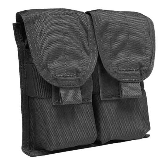 Flyye Double M4/M16 Magazine Pouch Ver. FE MOLLE Black