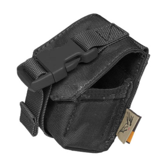 Flyye Single Fragmentation Grenade Pouch Black