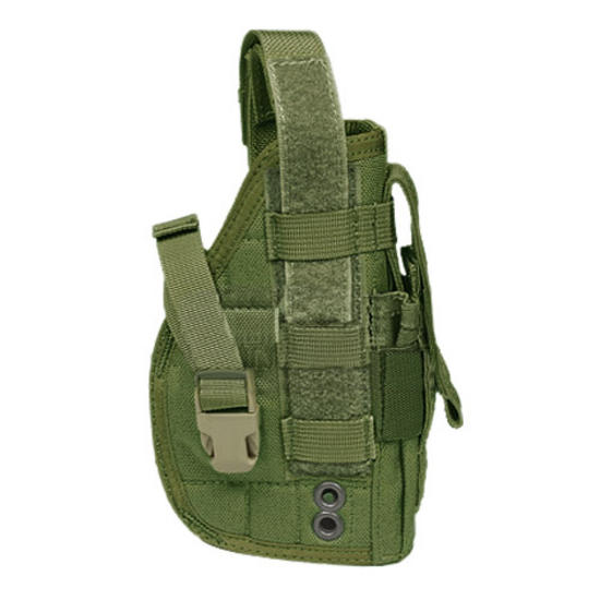 Flyye Right Handed Pistol Holster Olive Drab