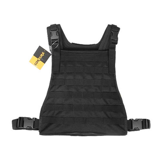 Flyye MBSS Plate Carrier Black