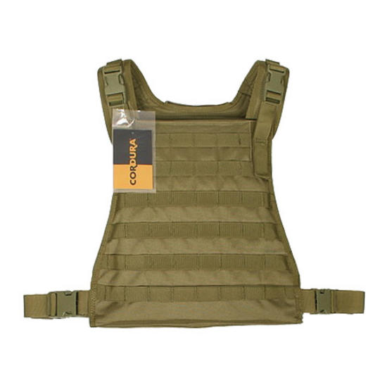 Flyye MBSS Plate Carrier Coyote Brown