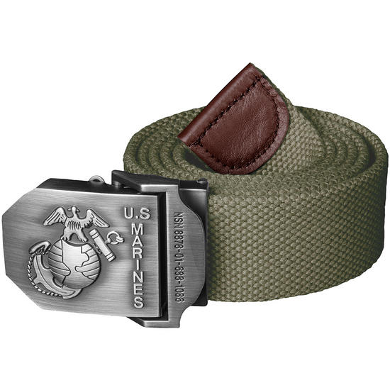 Helikon US Marines Belt Olive