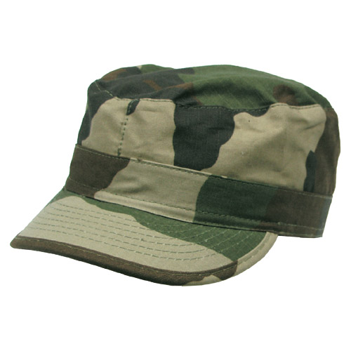 BDU STYLE COMBAT FIELD CAP PATROL HAT RIPSTOP COTTON FRENCH CCE CAMOUFLAGE S-XXL