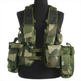 Mil-Tec South African Assault Vest CCE