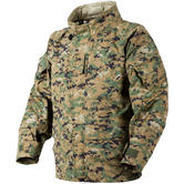 Helikon ECWCS Jacket Generation II Digital Woodland