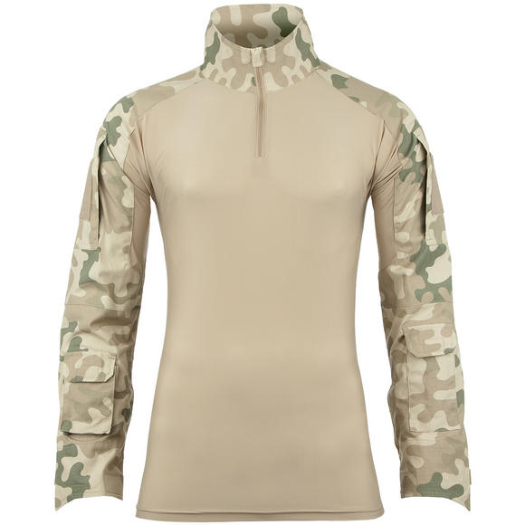 Helikon Combat Shirt with Elbow Pads Polish Desert