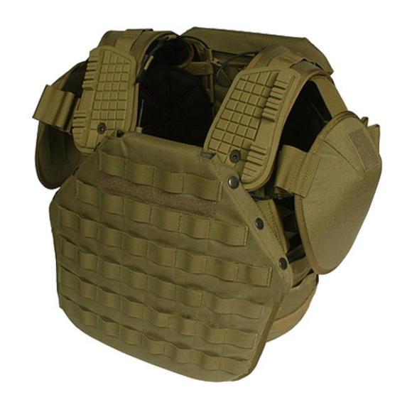 Flyye Armour Chassis Coyote Brown