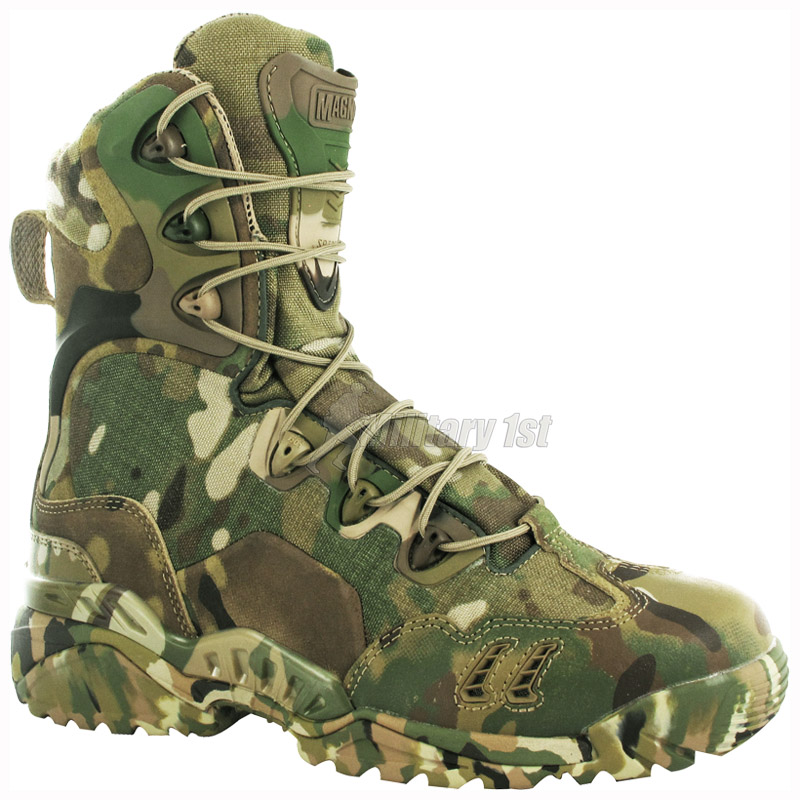 Magnum Army Tactical Spider 8 1 Desert Combat Boots