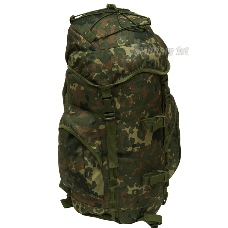 HIGHLANDER-ARMY-MILITARY-RUCKSACK-FORCES-WATERPROOF-CADET-HIKING-TRAVEL-BACKPACK