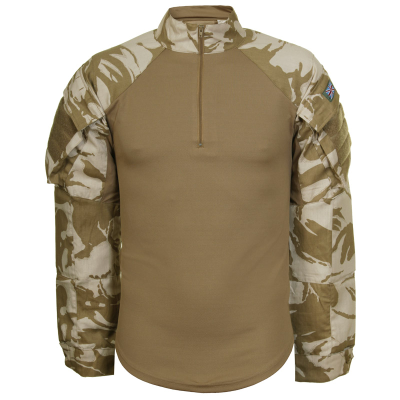 army tactical combat under body armour mens shirt british