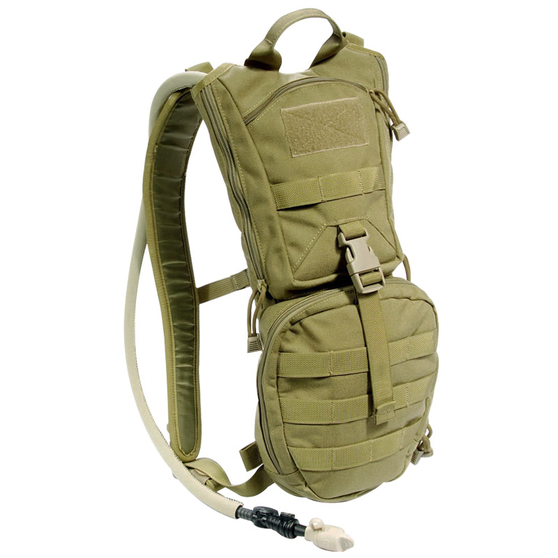 Flyye Army Combat EDC Hydration Backpack MOLLE Pack Airsoft Hiking ...
