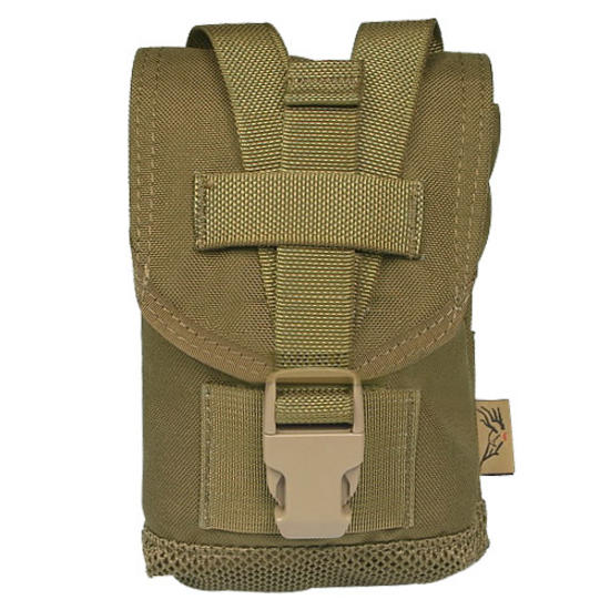 Flyye Canteen Pouch MOLLE Coyote Brown