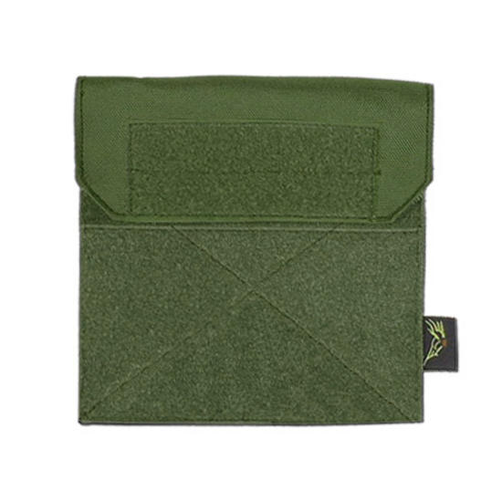 Flyye Administrative Storage Pouch MOLLE Olive Drab