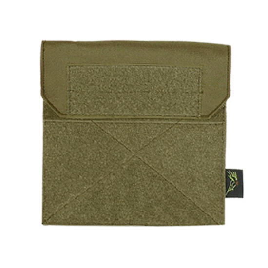 Flyye Administrative Storage Pouch MOLLE Coyote Brown