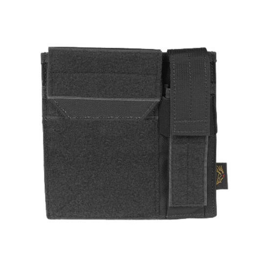 Flyye Administrative/Pistol Mag Pouch MOLLE Black