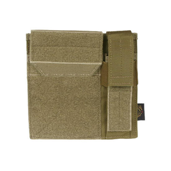Flyye Administrative/Pistol Mag Pouch MOLLE Coyote Brown
