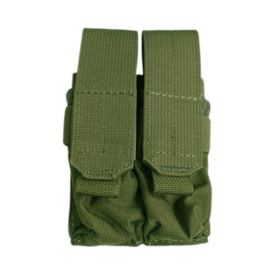 Flyye Double 9mm Magazine Pouch Ver. FE MOLLE Olive Drab