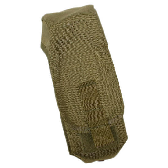 Flyye Single AK Magazine Pouch MOLLE Coyote Brown