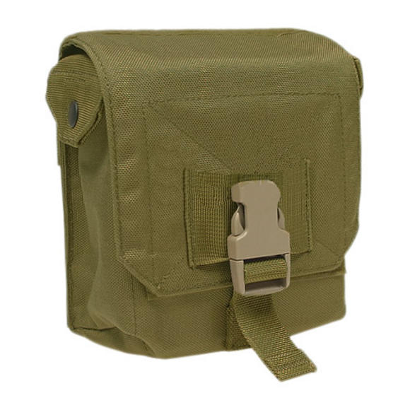Flyye M60 100Rds Ammo Pouch MOLLE Coyote Brown