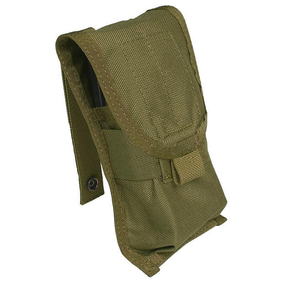 Flyye Single M4/M16 Magazine Pouch Ver. FE MOLLE Coyote Brown