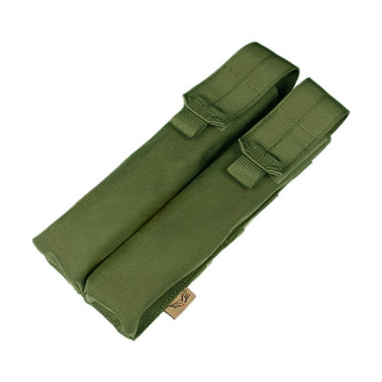 Flyye Double P90/UMP Magazine Pouch MOLLE Olive Drab