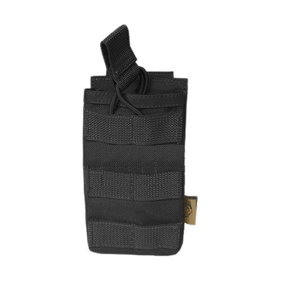 Flyye EV Universal Single Magazine Pouch MOLLE Black