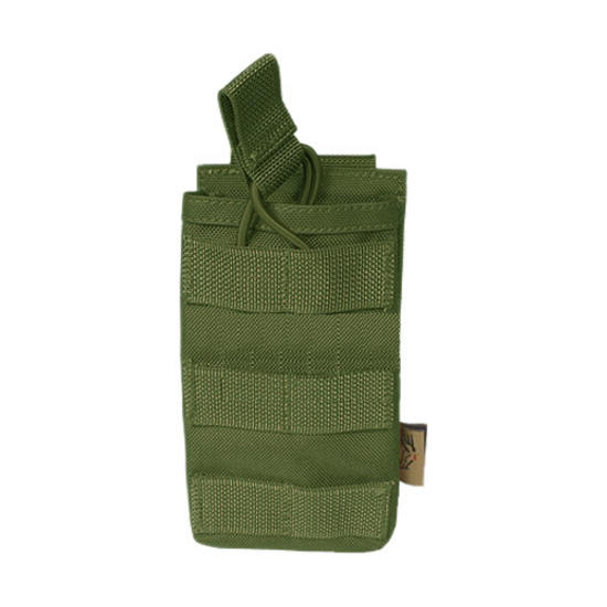 Flyye EV Universal Single Magazine Pouch MOLLE Olive Drab