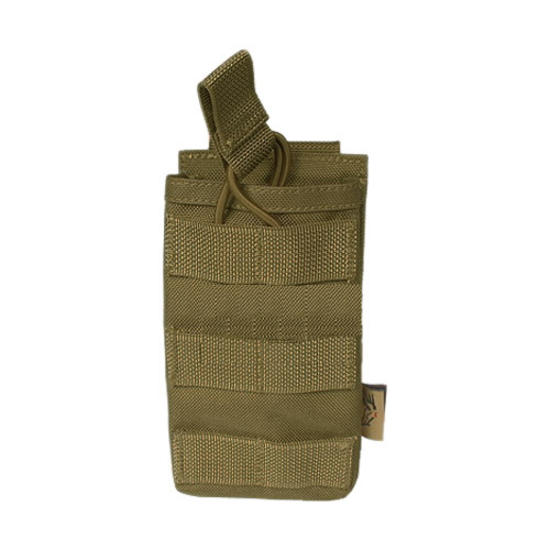 Flyye EV Universal Single Magazine Pouch MOLLE Coyote Brown