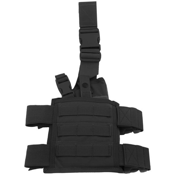 Flyye SpecOps Seals Drop Leg Holster MOLLE Black