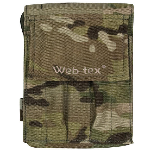 Web-Tex A6 Notebook Holder MultiCam