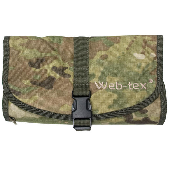 Web-Tex Wash Bag MultiCam
