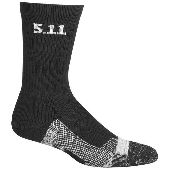 "5.11 Level I 6"" Socks Black"
