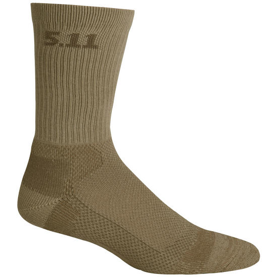 "5.11 Level I 6"" Socks Coyote"