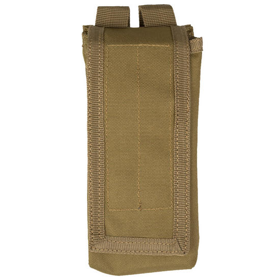 Mil-Tec Single AK47 Magazine Pouch MOLLE Coyote