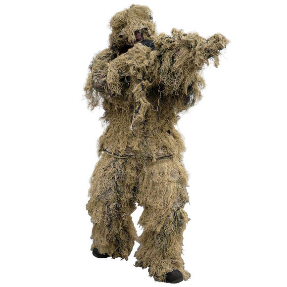 Mil-Tec Ghillie Suit 4 pcs. Digital Desert