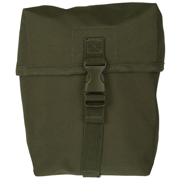 Mil-Tec Utility Pouch Medium MOLLE Olive