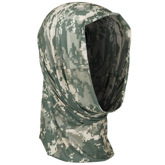 Mil-Tec Multifunction Headgear ACU Digital