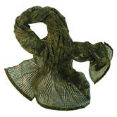 Mil-Tec Net Scarf Digital Woodland Thumbnail 1