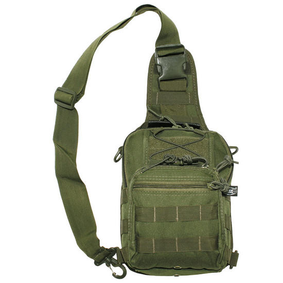 MFH Shoulder Bag MOLLE Olive