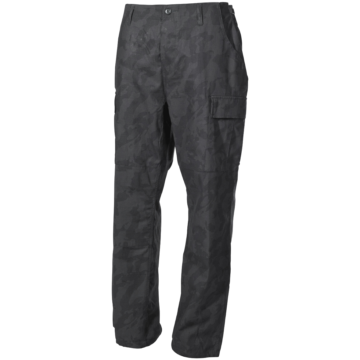 MFH BDU Combat Trousers Ripstop Night Camo MFH BDU Combat Trousers Ripstop  Night Camo