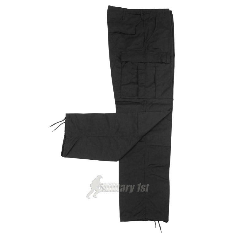black tactical cargo pants - photo #44